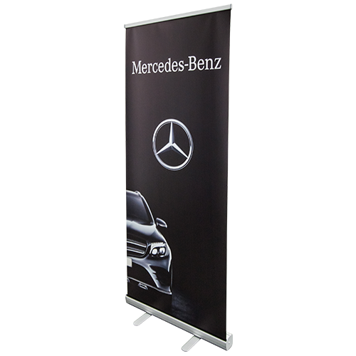 Custom printed Classic Pull Up Banner