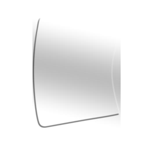 U Shaped Media Wall Concave
