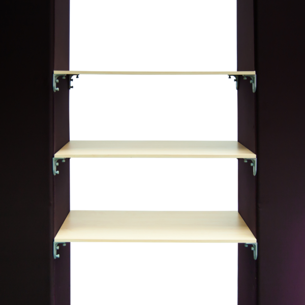 3D Double Moon Fabric Rack Stand