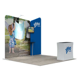 3X3M Tradeshow Booth - Style 01