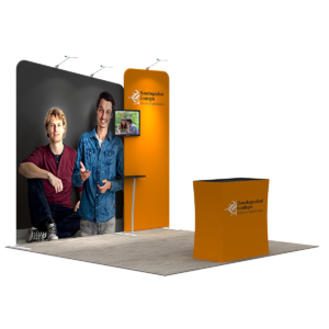 3X3M Tradeshow Booth - Style 08