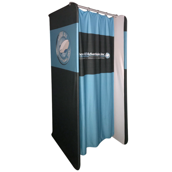 Portable Fabric Fitting Room